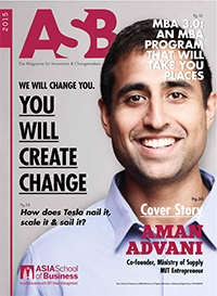aman advani magazine asb